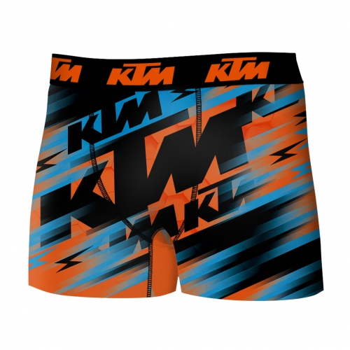 BOXER FREEGUN KTM FLASH BLUE