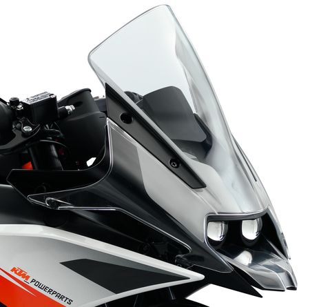 BULLE HOMOLOGUEE KTM RC 125/200/250/390 14-17