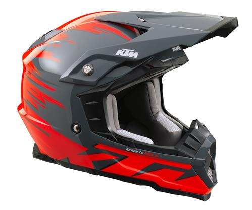 CASQUE MX ENFANT KTM DYNAMIC-FX 17