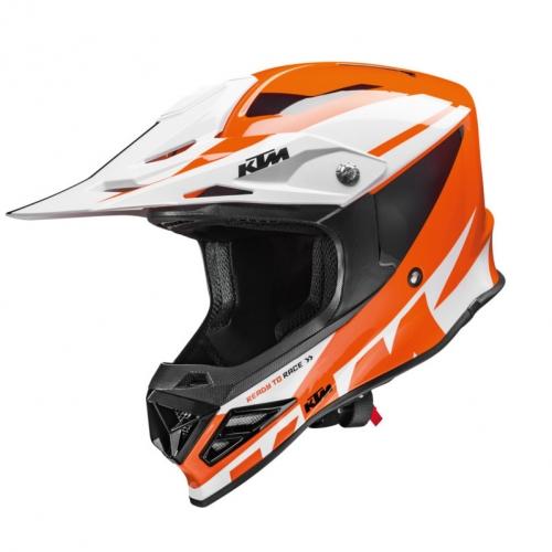 CASQUE MX ENFANT KTM DYNAMIC-FX