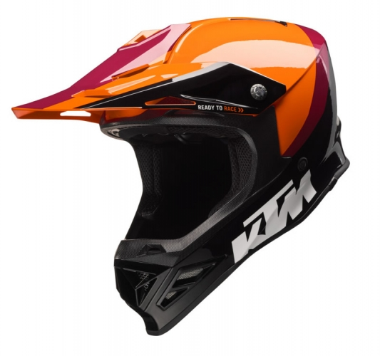 CASQUE MX ENFANT KTM DYNAMIC-FX 20
