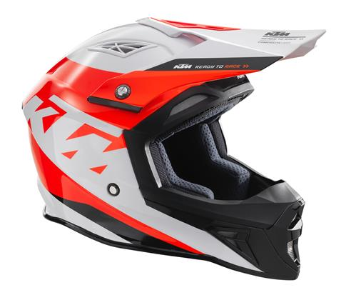 CASQUE MX KTM COMP LIGHT 18