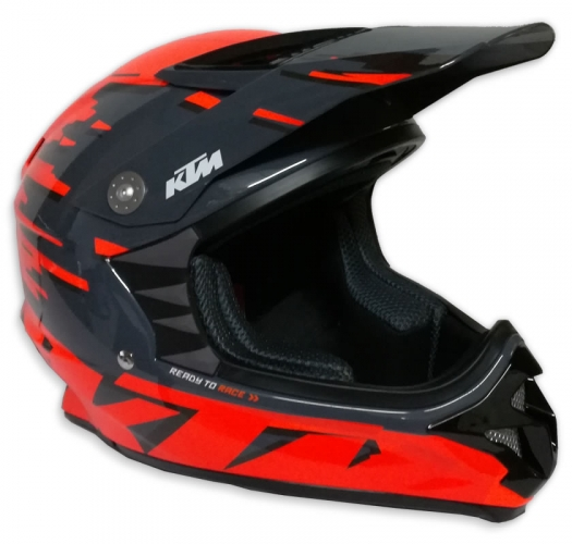 CASQUE MX KTM DYNAMIC-FX 18