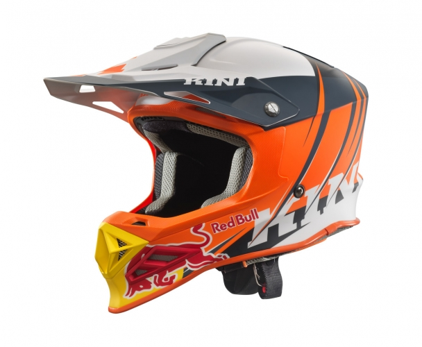 CASQUE MX KTM KINI RED BULL COMPETITION 21