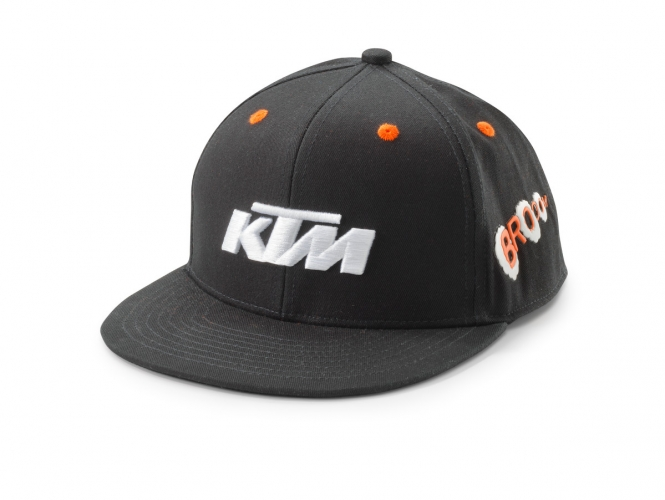 CASQUETTE ENFANT KTM RADICAL NOIR 21