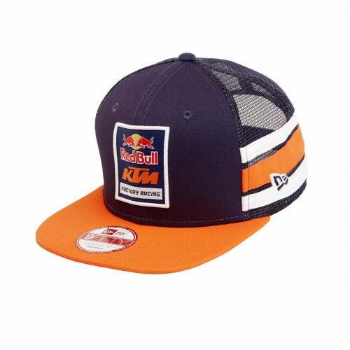 CASQUETTE RED BULL KTM FACTORY RACING SIDE STRIPE
