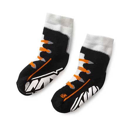 CHAUSSETTES BEBE KTM RACING BOOTS 16