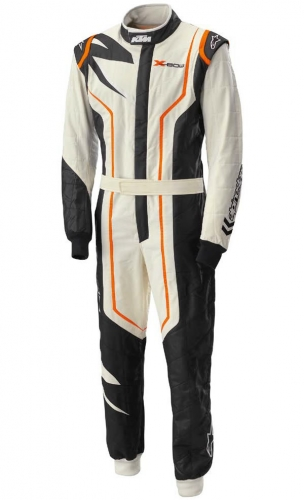 COMBINAISON VOITURE KTM ALPINESTARS X-BOW RACING SUIT GP PRO 18