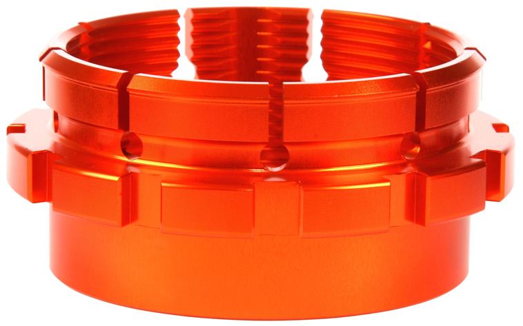 COUPELLE PRECHARGE  PDS WP ORANGE KTM SX 11-15/ EXC 12-16