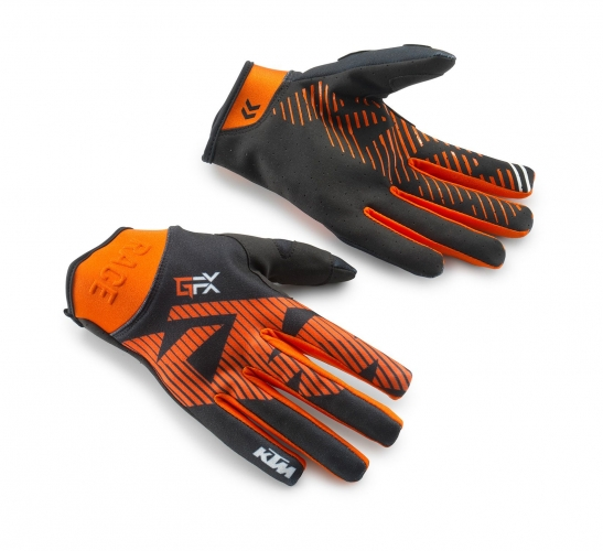 GANTS MX KTM GRAVITY-FX NOIR