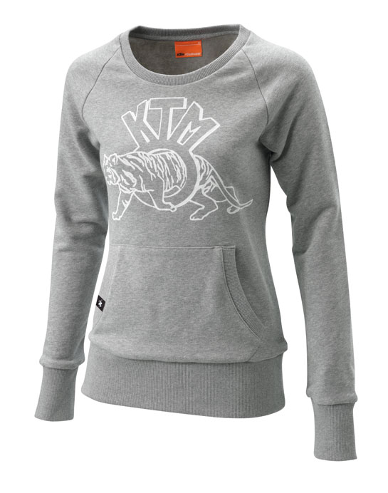 girls tiger sweat