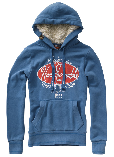 girls vintage international hoodie