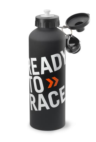 GOURDE EN ALUMINIUM KTM READY TO RACE NOIR 18
