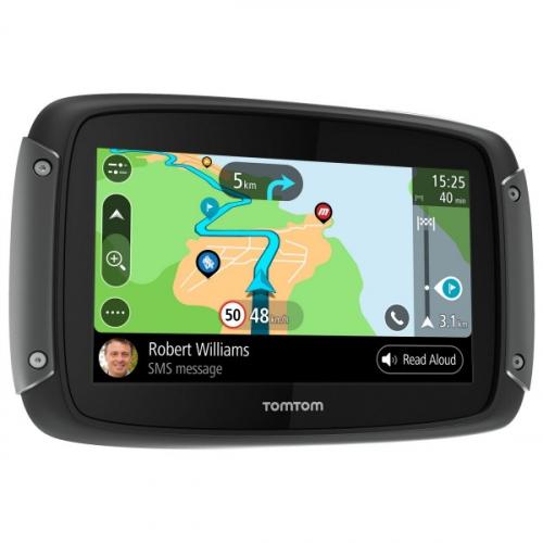 GPS TOMTOM RIDER 550 MONDE