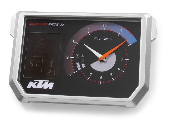 HORLOGE KTM WALL CLOCK 19