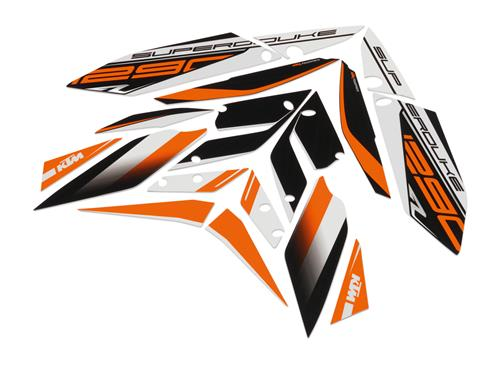 KIT DECO COMPLET STYLE KTM 1290 SUPERDUKE R