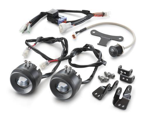 KIT LAMPES ADDITIONNELLES KTM 390 ADVENTURE 20