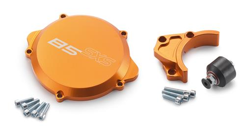 KIT PIECE ANODISE ORANGE KTM 85 SX 13-16