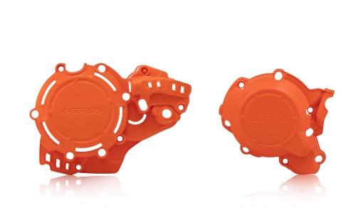 KIT PROTECTIONS CARTER X-POWER ACERBIS KTM 250/300 EXC TPI 20/ 250 SX 19-20