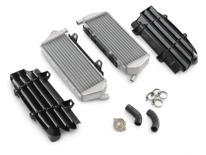 KIT RADIATEUR FACTORY KTM 450 SX-F 19-20