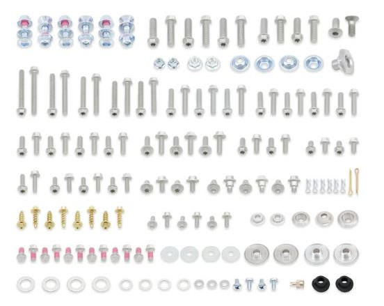 KIT VISSERIE 180 PIECES BOLT KTM SX/EXC