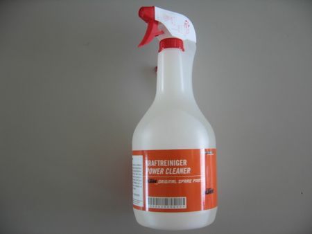 ktm bio power cleaner