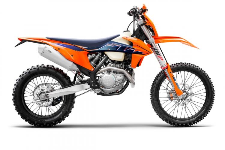 KTM 500 EXC 2022