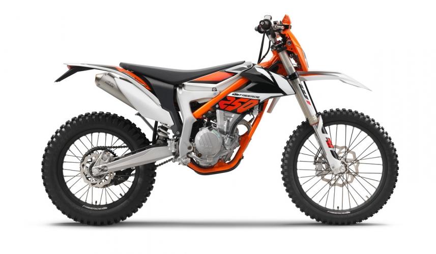 KTM FREERIDE 250 2018