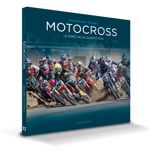 LIVRE MOTOCROSS II GUIDE DE LA COMPETITION FRANCAIS