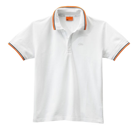 logo polo white