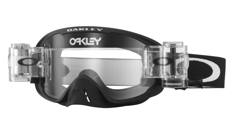 LUNETTE MX OAKLEY O2 MX RACE READY NOIR MAT