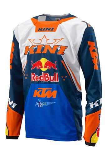 MAILLOT MX KTM KINI RED BULL COMPETITION NAVY 18