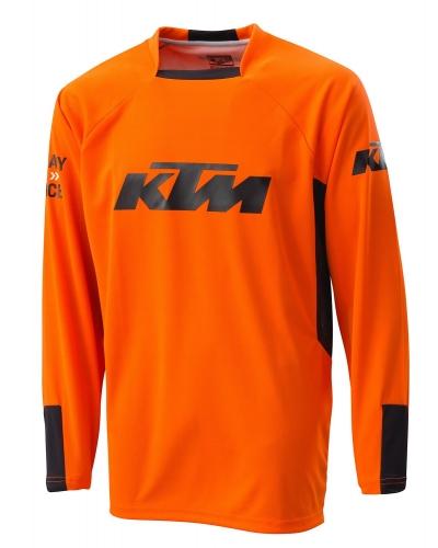 MAILLOT MX KTM POUNCE ORANGE 18