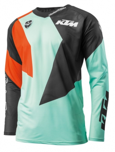 MAILLOT MX KTM TROY LEE DESIGNS SE AIR MINT 19