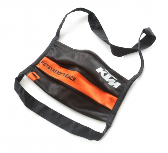 MASQUE DE PROTECTION KTM #STAYREADYTORACE