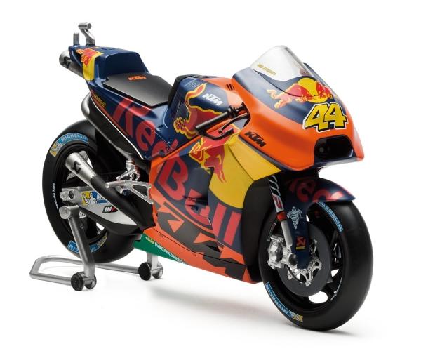 MOTO MINIATURE KTM RED BULL RC16 POL ESPARGARO 44
