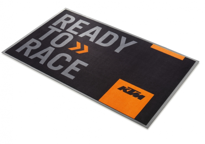tapis environnemental 1 70 x 1 m ktm ready to race. Black Bedroom Furniture Sets. Home Design Ideas