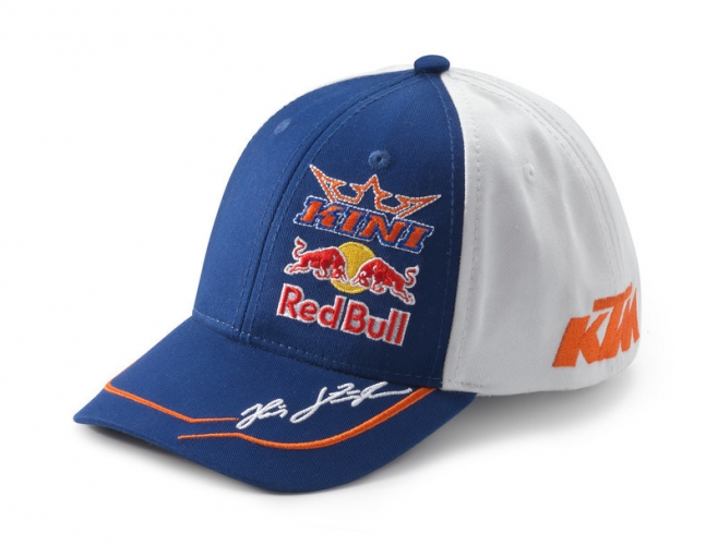 casquette enfant ktm kini red bull team. Black Bedroom Furniture Sets. Home Design Ideas