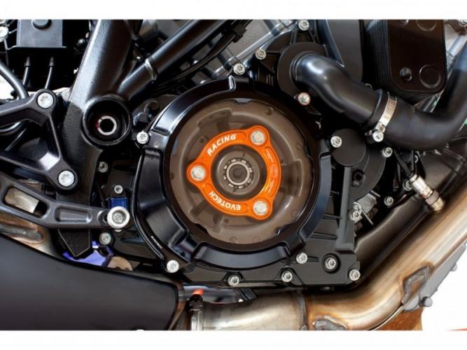 KTM 890 Duke R 2020-2021 titane avant et arrière Disque de frein Rotor auquel Boulon Packs NEUF
