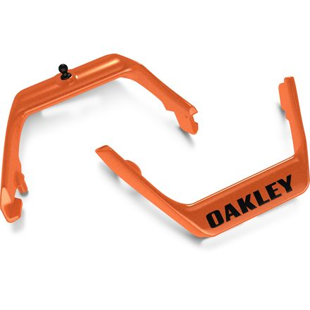 OUTRIGGERS OAKLEY AIRBRAKE MX ORANGE