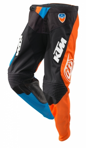 PANTALON MX KTM TROY LEE DESIGNS SE SLASH NOIR 18