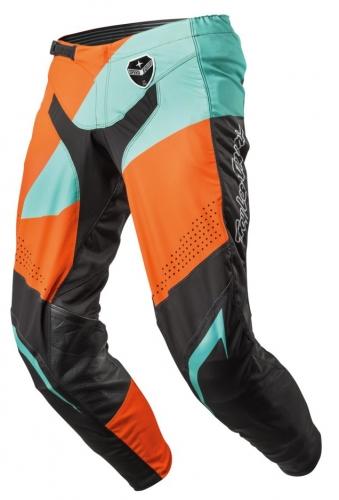 PANTALON MX KTM TROY LEE DESIGNS SE SLASH NOIR 19