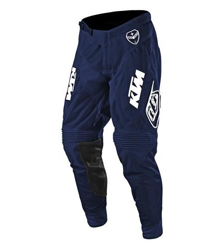 PANTALON MX KTM TROY LEE DESIGNS SE AIR STREAMLINE NAVY