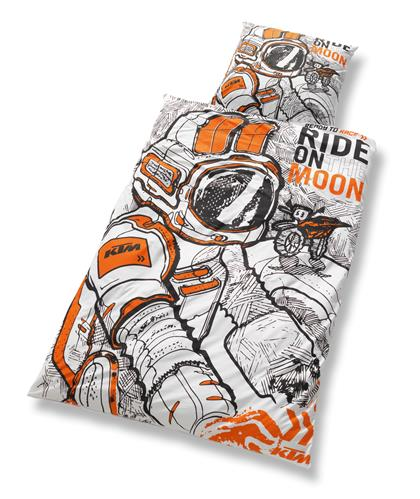 PARURE DE LIT KTM RIDE ON THE MOON 17