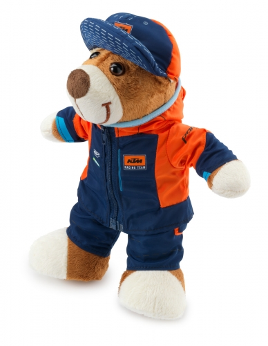 PELUCHE OURSON TEDDY KTM RACING TEAM 20