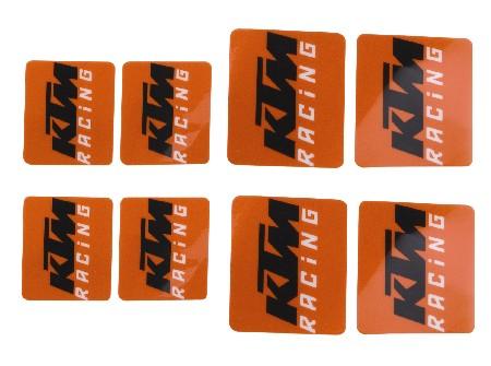 planche de 8 autocollants de moyeux