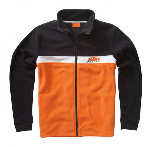 POLAIRE ENFANT KTM TEAM NOIR/ORANGE 17