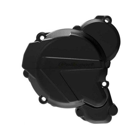 PROTECTION CARTER ALLUMAGE NOIR KTM 250/300 EXC 17/ 250/300 EXC TPI 18-19