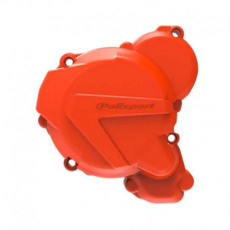 PROTECTION CARTER ALLUMAGE ORANGE KTM 250/300 EXC 17/ 250/300 EXC TPI 18-19