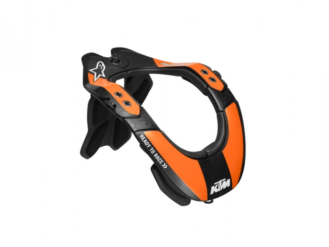 PROTECTION CERVICALE MX KTM ALPINESTARS BIONIC TECH 2 20
